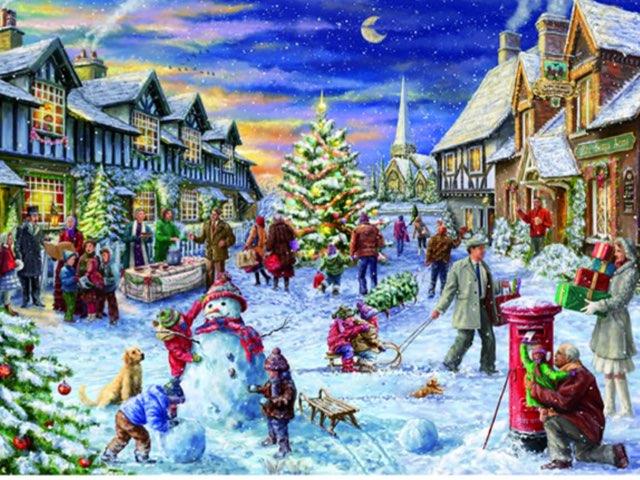 Kaiden Winter Scene by Mr Parkinson