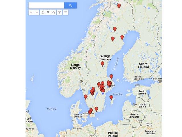 Karta by Björn Benbasat