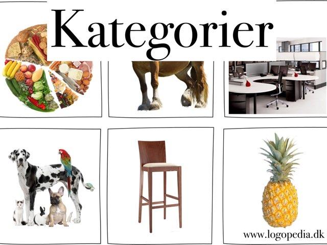 Kategorier by Ulla Lahti