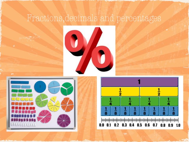 Katie's Quiz On  Fractions And Decimals by Sandford Hill