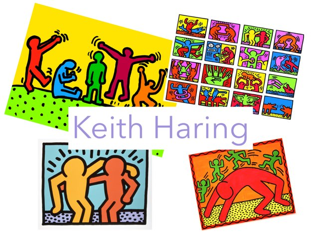 Keith  Haring by Rémi Desmerger