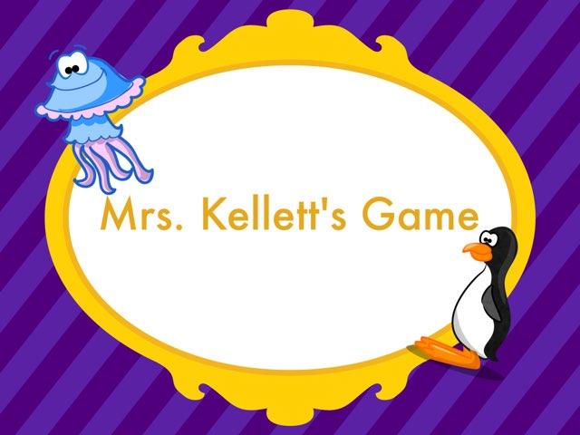 Kellett And Syncere's game  by Ashlee Kellett