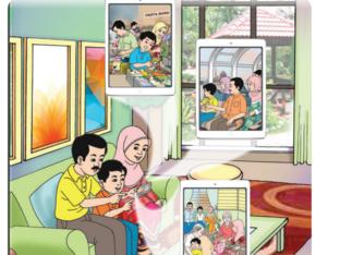 Keluarga saya by Wan Muzaffar