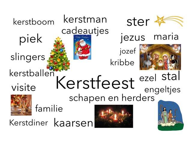 Kerstfeest by Miranda Dijkstra