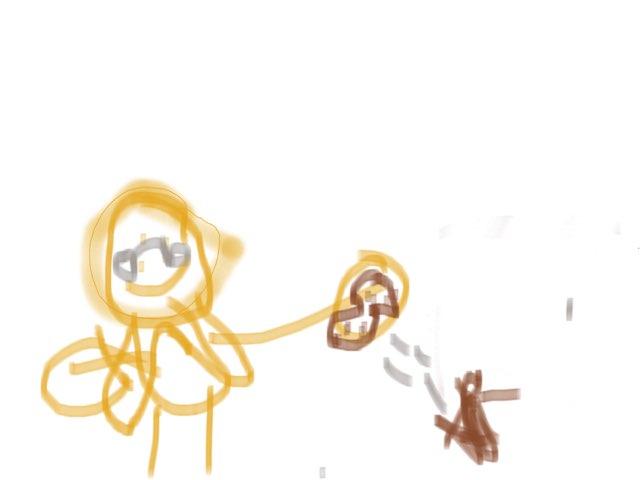 Kevin Gingerbread Man by John Nilsen