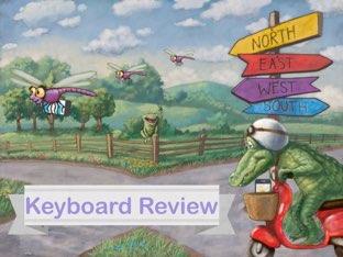 Keyboard Review by Amanda Nunn