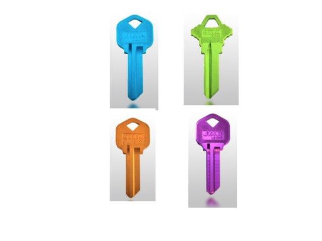 Keys by Vicki Rothstein
