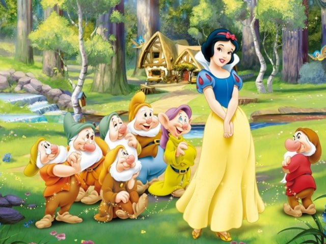 Kids Fun- Snow White by Thomas Jefferson