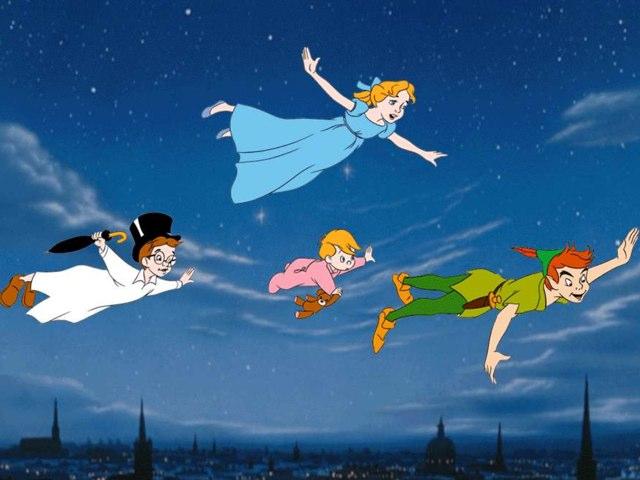 Kids Fun-Peter Pan by Thomas Jefferson