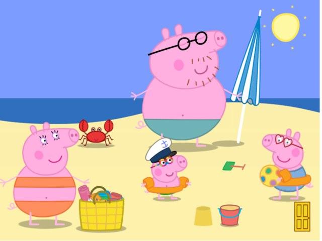 Kids Fun-Vocabulary Review-Peppa Pig by Thomas Jefferson