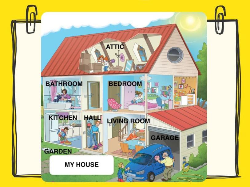 Kids 1 At home by David Llinares