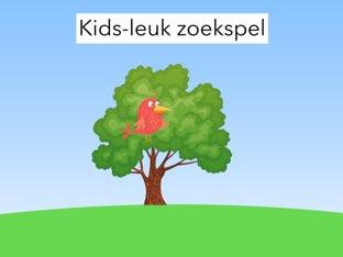 Kids-leuk Zoekspel by 2COOL leuk