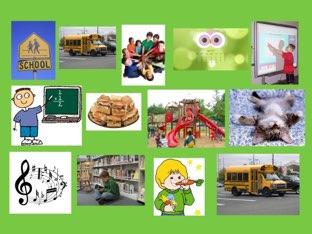 Kindergarten topic board by Michelle BT