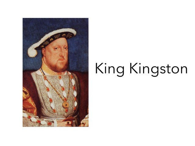 King Kingston by Miss Doig