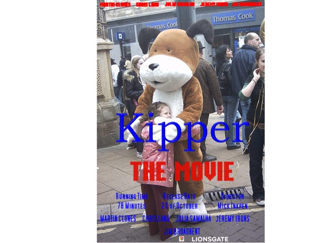 Kipper The Dog: The Movie by George awrahim