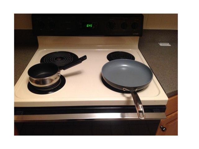 Kitchen Safety by Melissa Ustik