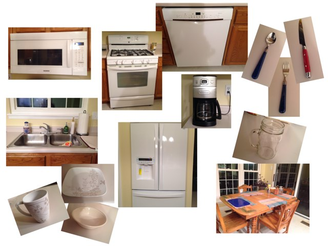 Kitchen Things by Janet Flanagan