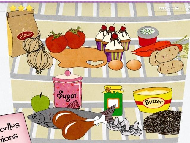 Kitchen by Haya Nidal