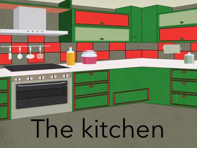 Kitchen by Resource Room