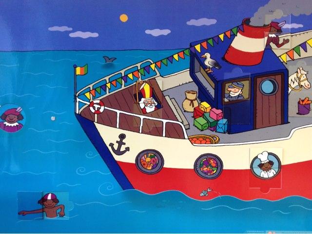 Klankbord Stoomboot by Wilma DeVente
