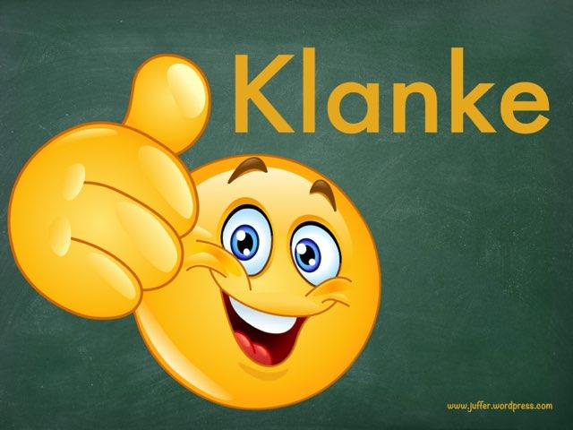 Klanke (Afrikaans) by Juffer Juffrou