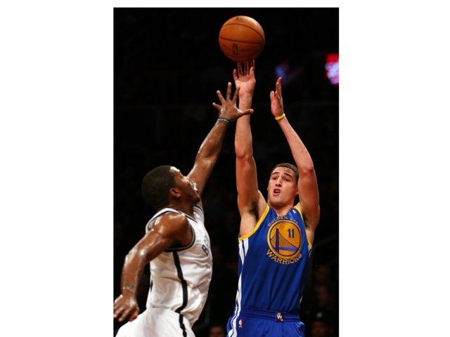 Klay Thompson  by Carson Leal