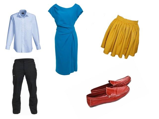 Kleidung  by Nadja Blust
