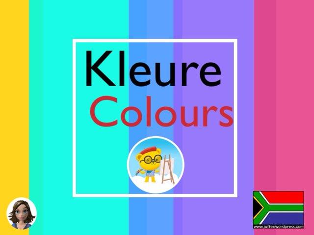 Kleure/Colours by Juffer Juffrou