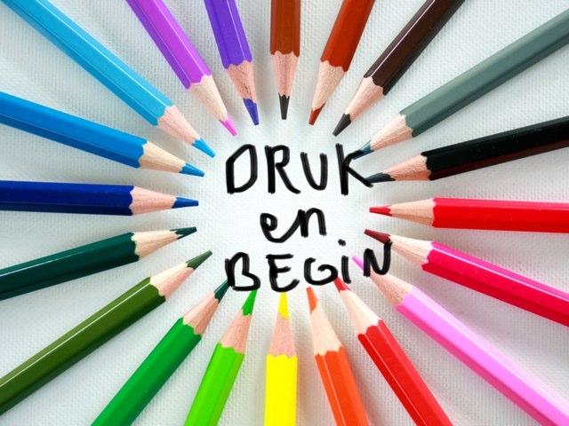 Kleuren by Burcu Irmak