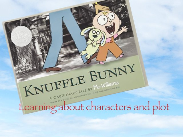 Knuffle Bunny For Kindergarteners by Suzanne Hurley