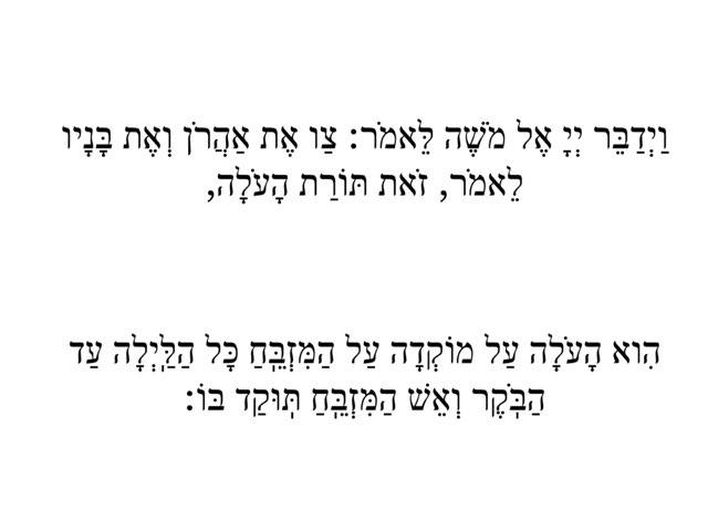 Kriah Mistakes by Morah Leah