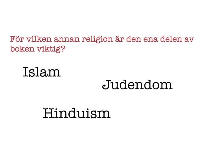 Kristendom 2 by Lena Skogholm