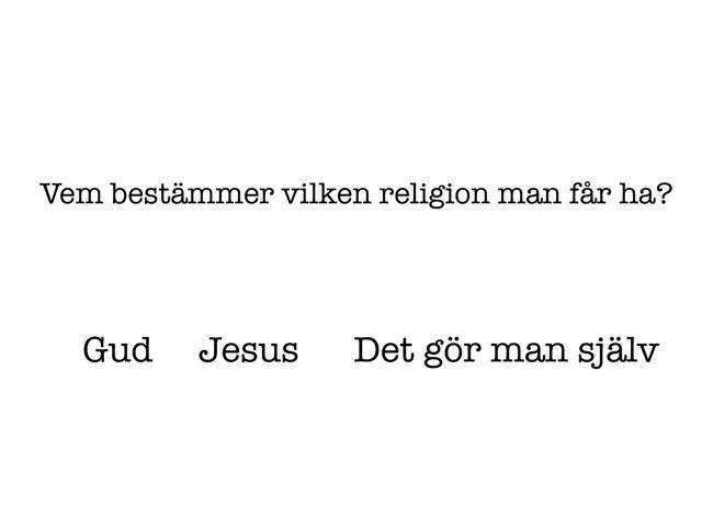 Kristendomen 1 by Lena Skogholm