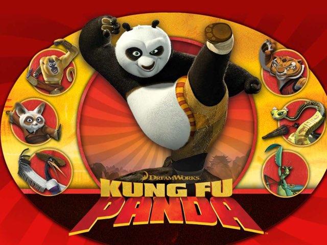 Kung Fu Panda 3 by Quiero Compartir