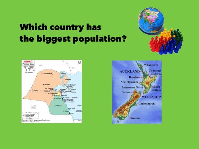Kuwait And Newzealand by Teacher Looda