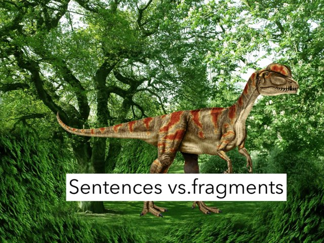 Kygans Sentences  by Mrs.  Suanny