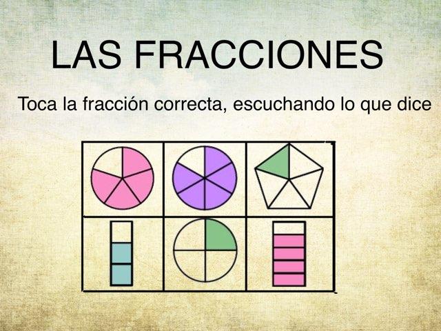 LAS FRACCIONES by Javier Cerveró