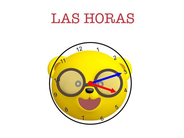 LAS HORAS by Alfonso García-Salmones Crespo