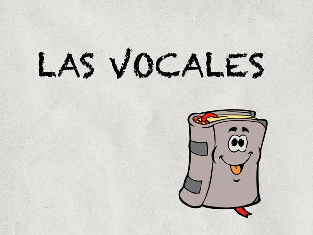 LAS VOCALES  by Sonia Delgado