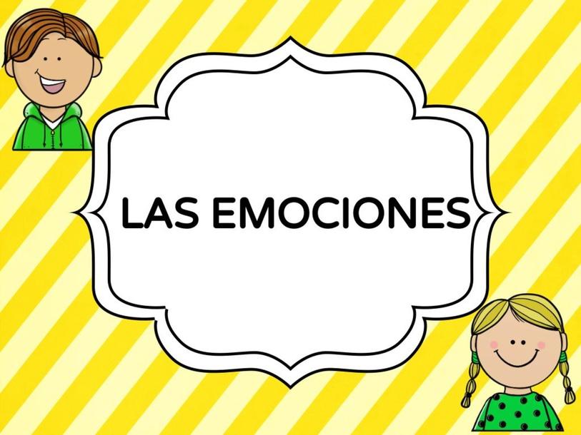 LAS EMOCIONES - FEELINGS by LAURA PULLARA