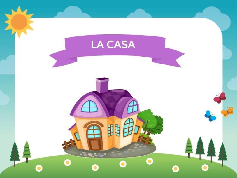 LA CASA by LAURA PULLARA
