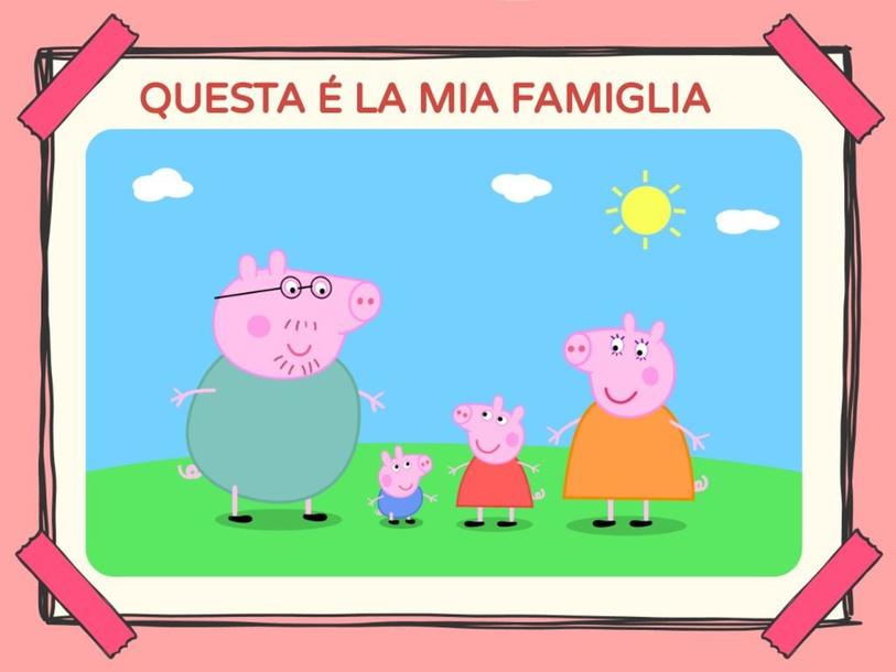 LA FAMIGLIA by LAURA PULLARA