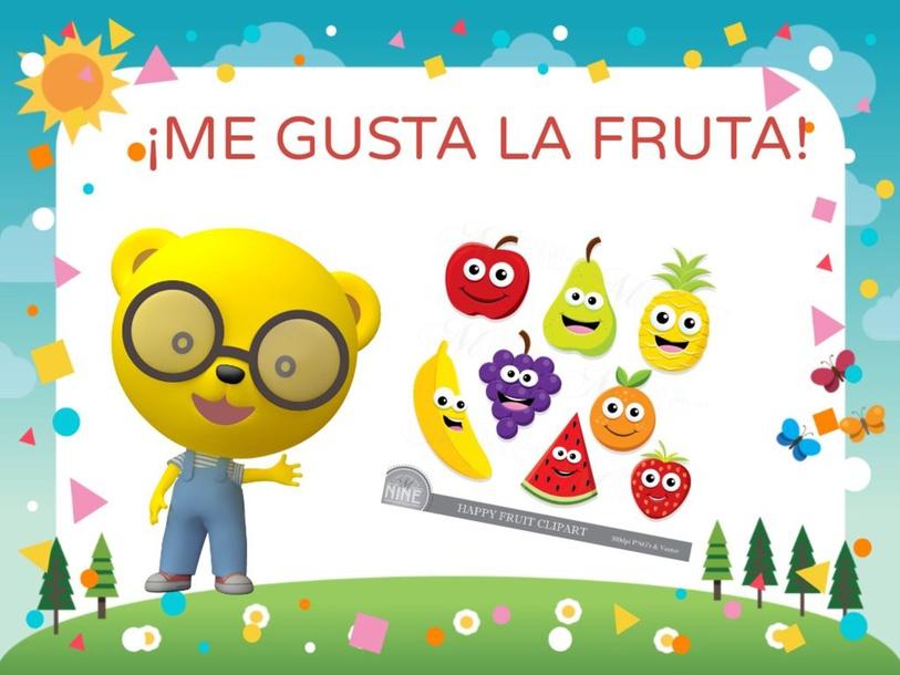 LA FRUTA EN ESPAÑOL by LAURA PULLARA
