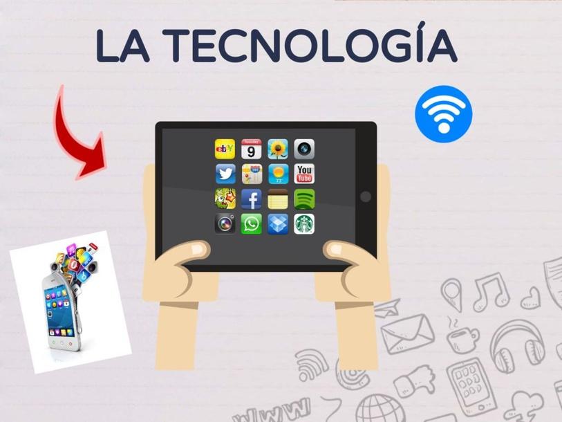 LA TECNOLOGÍA by LAURA PULLARA