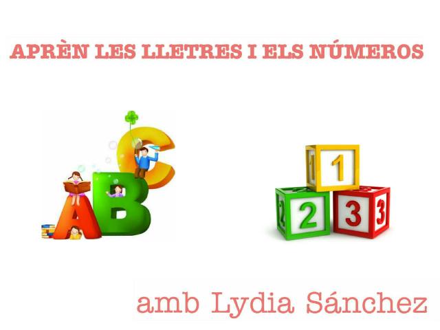 LECTOESCRIPTURA by Lydia Sanchez