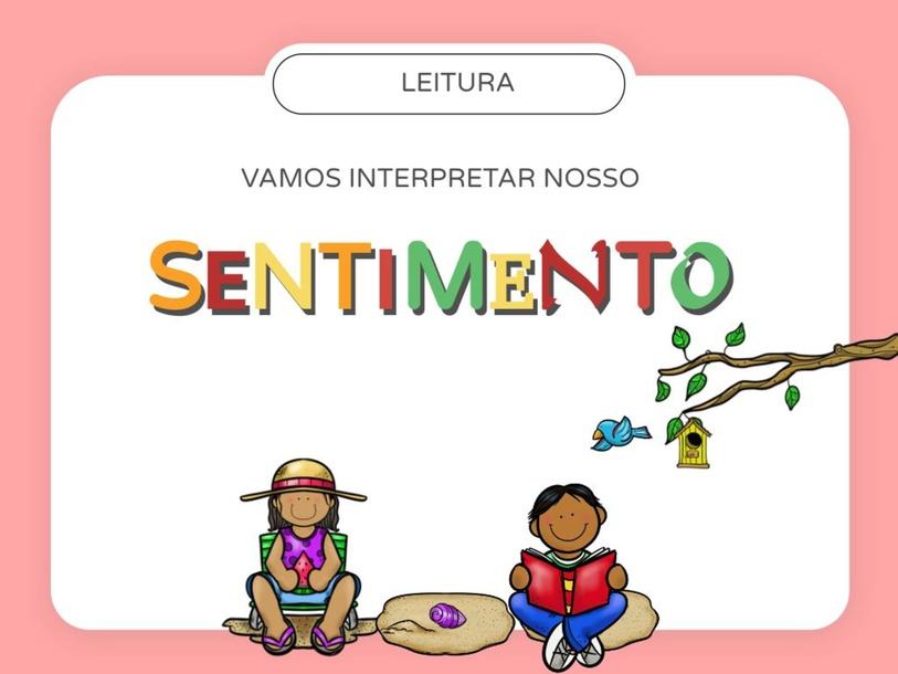 LEITURA E SENTIMENTO by Ana Carolina Povoa