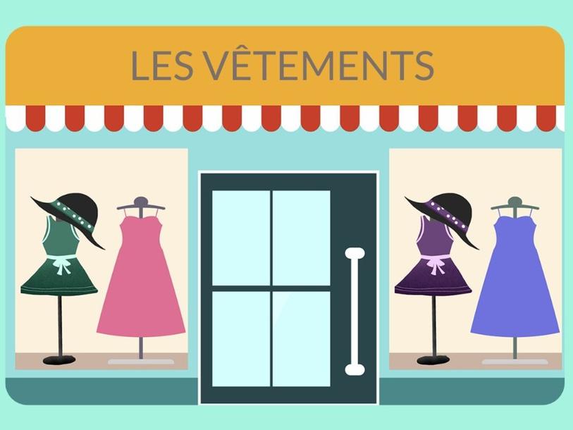 LES VÊTEMENTS  by Nadia Abbadi