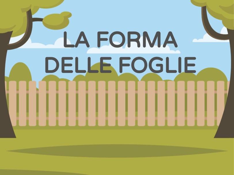LE FOGLIE by Caterina Mazzi