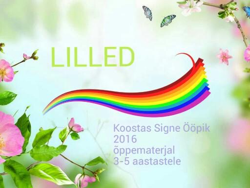 LILLED by Signe Ööpik