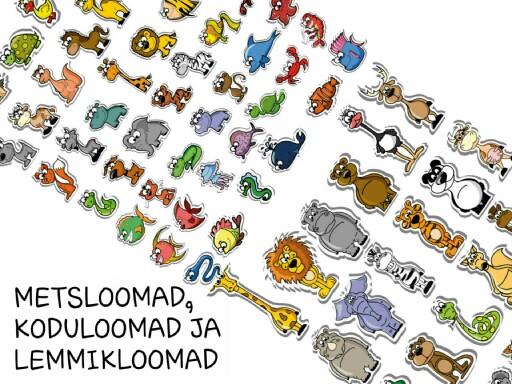 LOOMAD by Hannaliisa Heinla